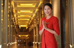 lady in red siam kempinski