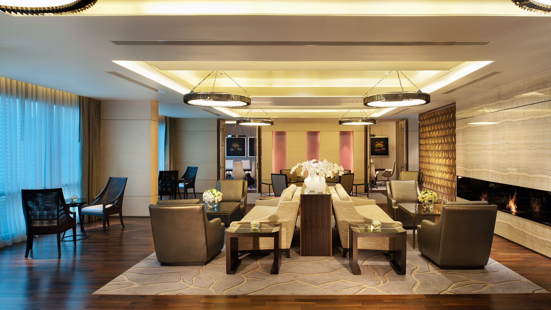 siam kempinski executive lounge