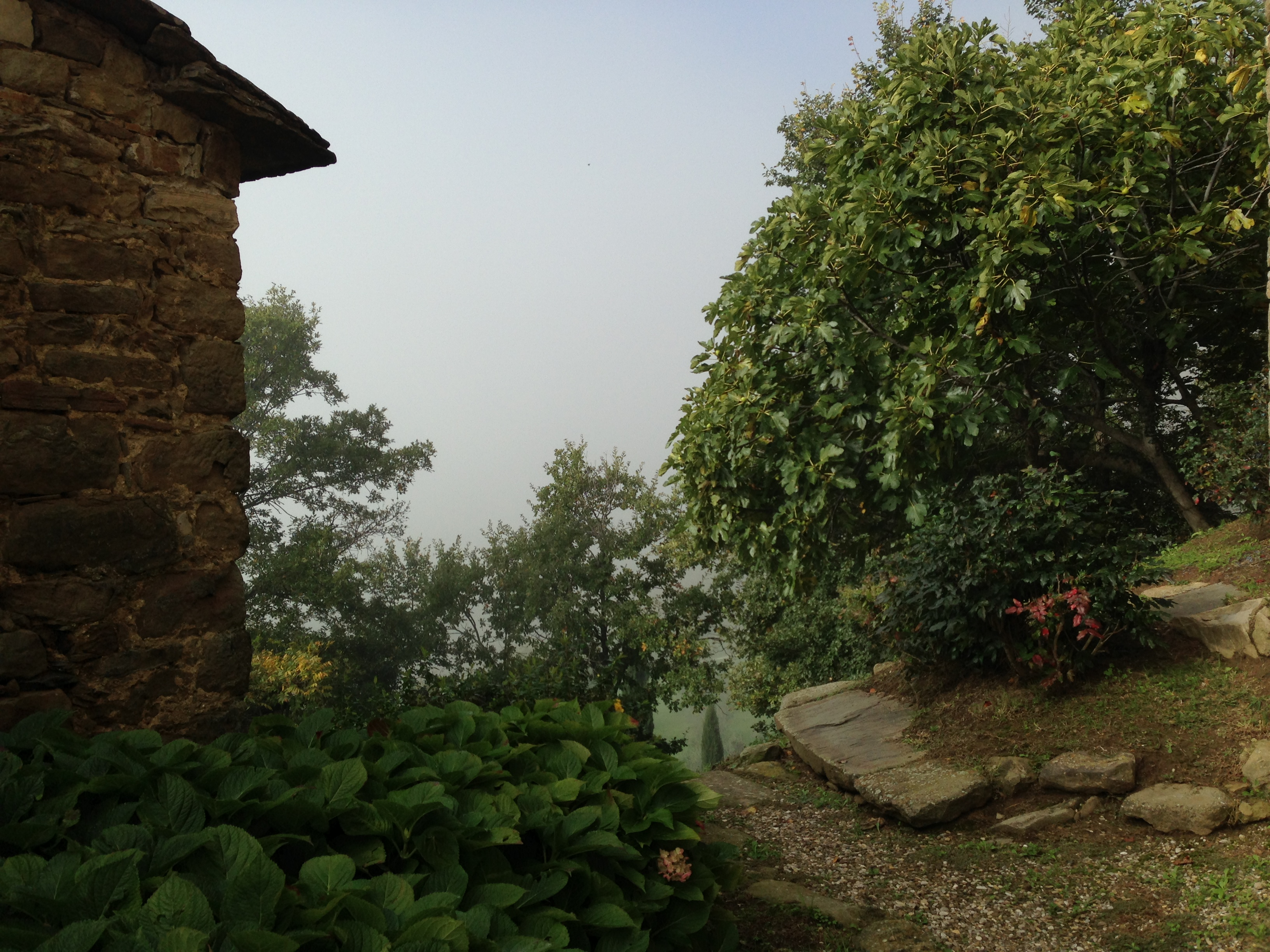 italian countryside - borgo di vagli