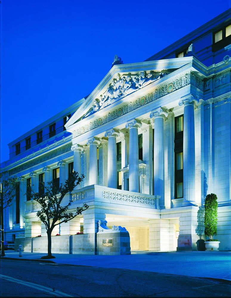 Neo-Classical landmark, Chef Rotondo, Neo-Classical landmark, Parallel 37, Ritz Carlton, Ritz Carlton shop, San Francisco, SpaDeVie, Ritz carlton San francisco