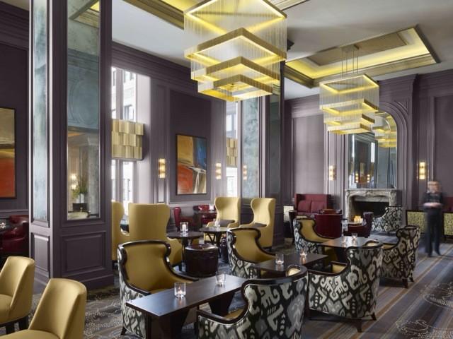 ritz carlton club lounge, Chef Rotondo, Neo-Classical landmark, Parallel 37, Ritz Carlton, Ritz Carlton shop, San Francisco, SpaDeVie, Ritz carlton San francisco