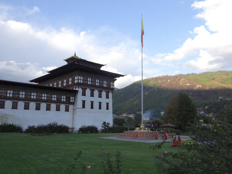tashichho dzong bhutan, taj tashi bhutan trip, Bhutan, Druk Air, gho, Himalayan Kingdom, Kingdom of Bhutan, kira, Last Shangri-la, Taj Tashi, takin
