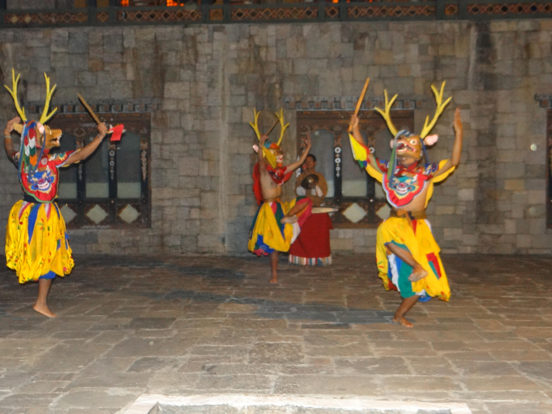rametse ngacham bhutan