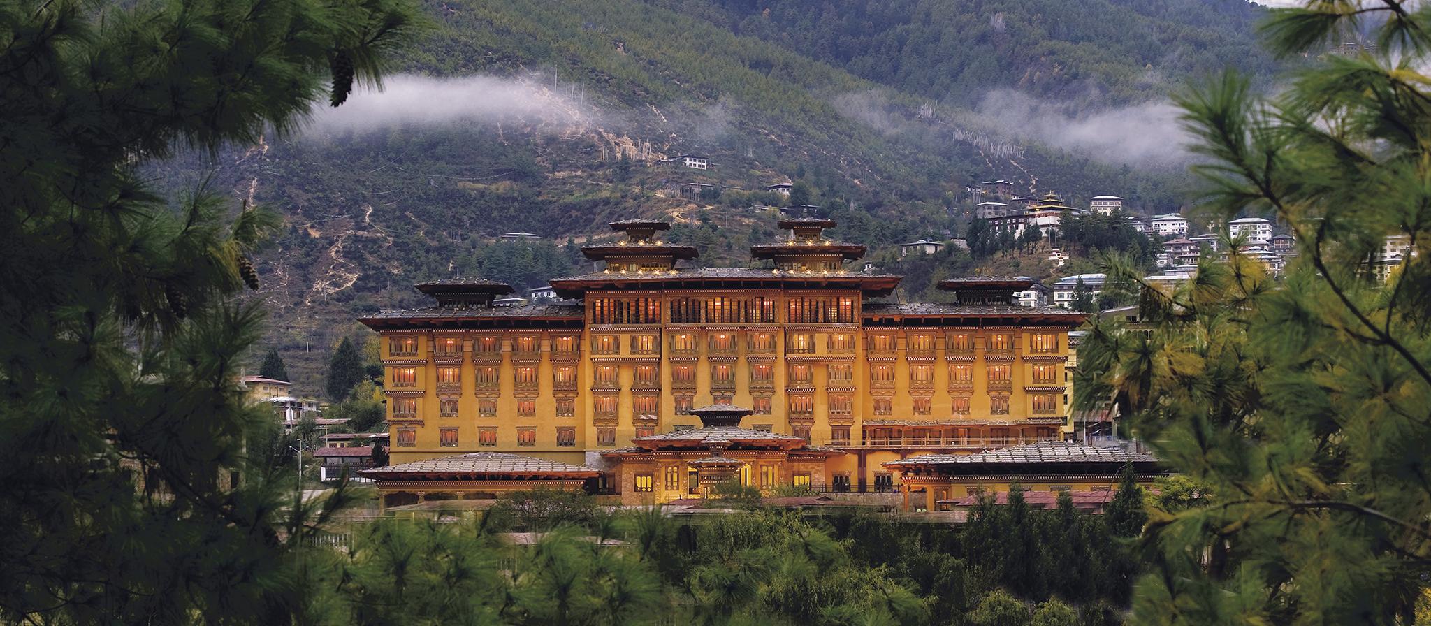 taj tashi bhutan trip, Bhutan, Druk Air, gho, Himalayan Kingdom, Kingdom of Bhutan, kira, Last Shangri-la, Taj Tashi, takin