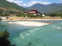 Bhutan, Druk Air, Himalayan Kingdom, Kingdom of Bhutan, Last Shangri-la, Taj Tashi, takin, Punakha valley, Chimi Lhakhang Temple