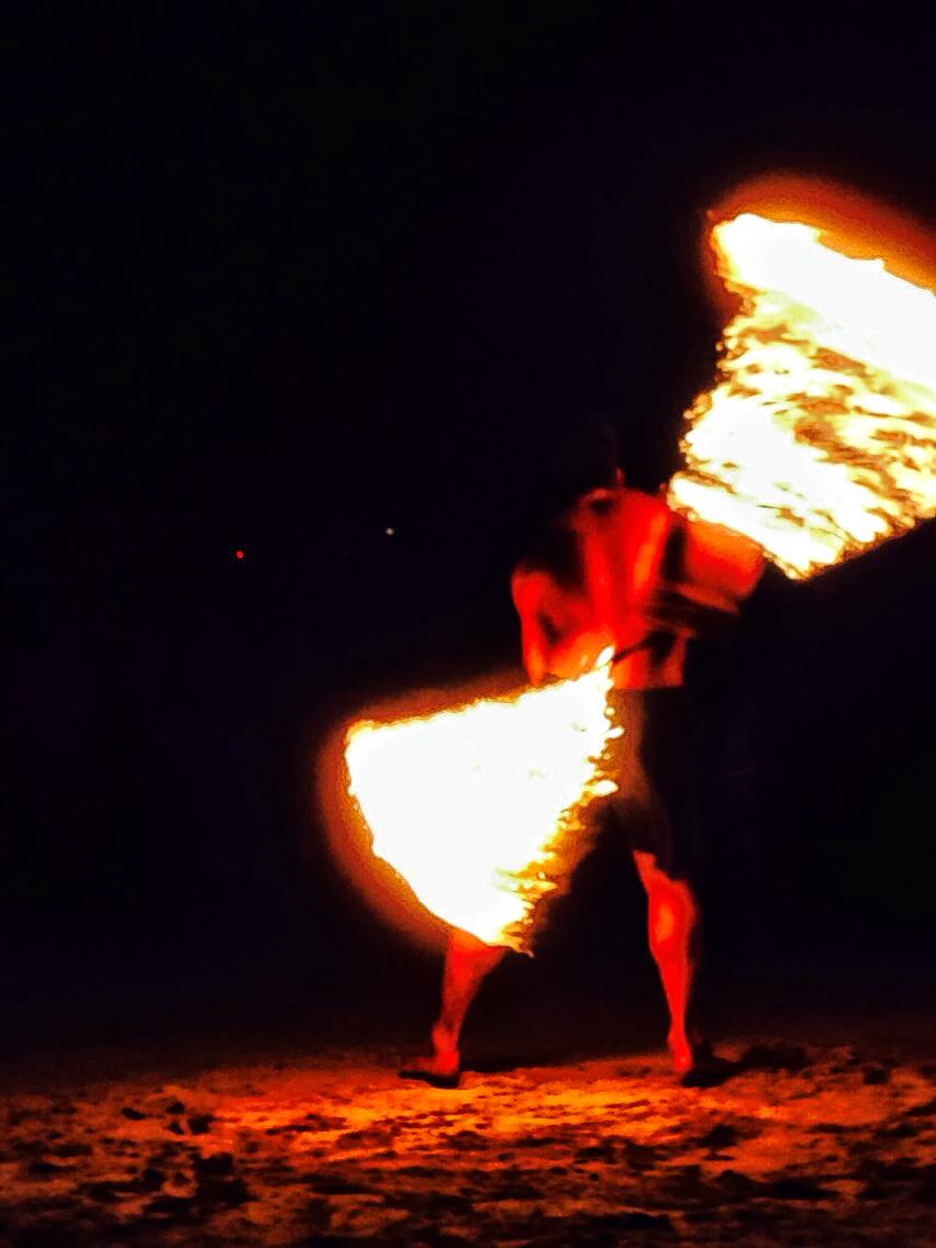 pyrotechnic games, bangkok, houben, koh lanta, Krabi, five-star luxury Pimalai Resort