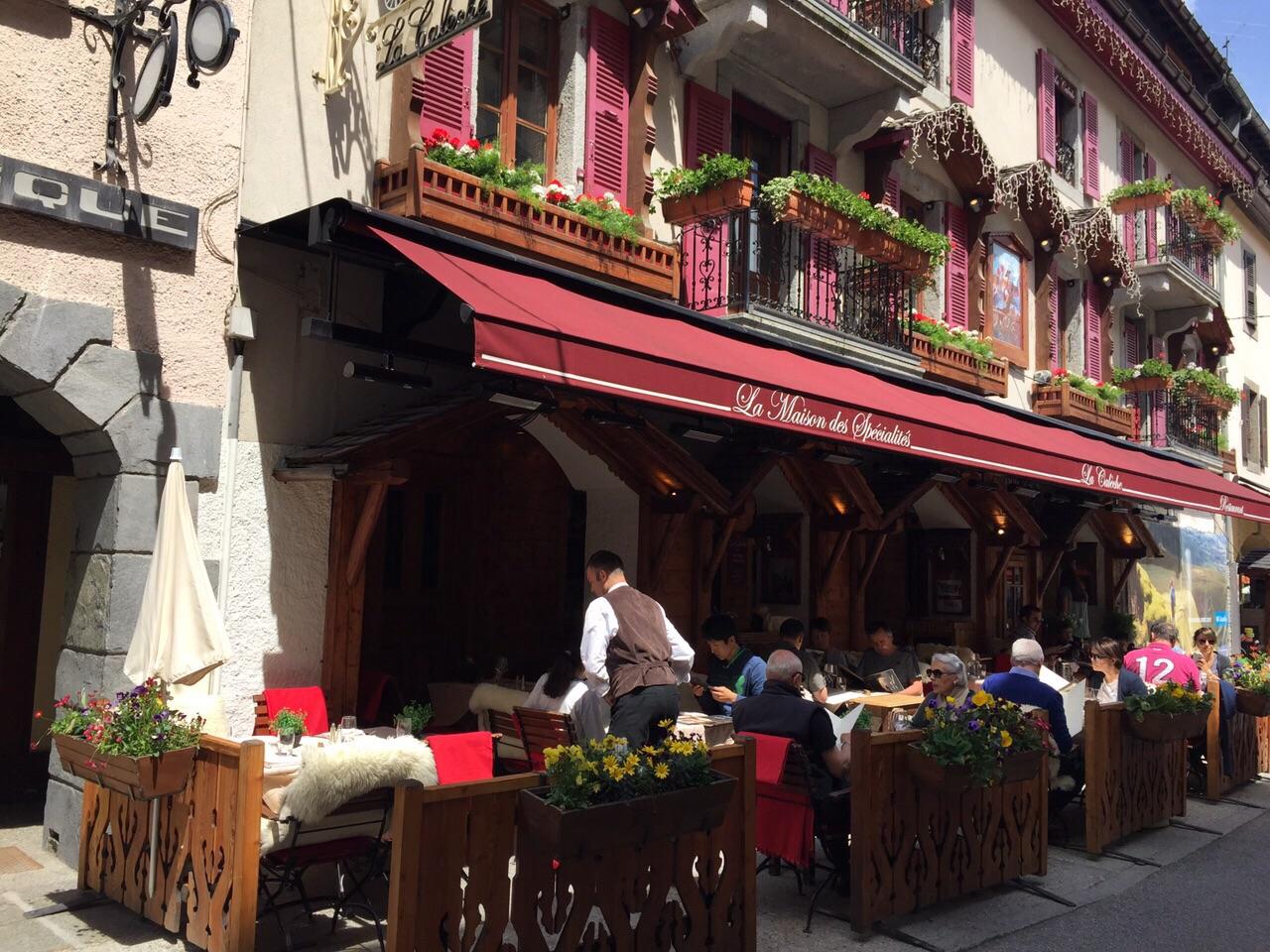 Chamonix market