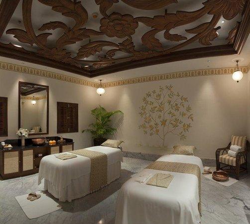 Jiva Spa - taj falaknuma, luxury hotel Hyderabad, luxury palace hyderabad, Taj Falaknuma Palace Hyderabad, taj hotel hyderabad,