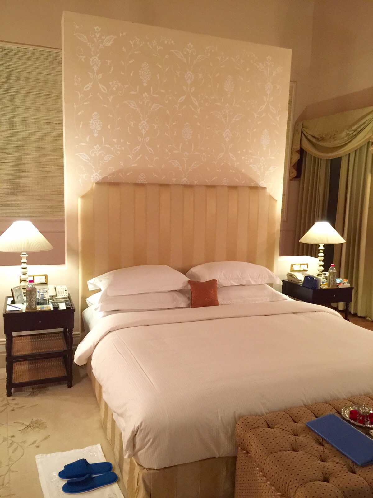 bedroom - taj hyderabad