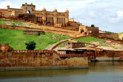 Amer Fort, jaipur, naila fort, Oberoi RajVilas, puppets, rajasthani