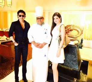 chef swapnil vankar, hotel taj, taj mahal, indulgence at the taj mahal, mumbai