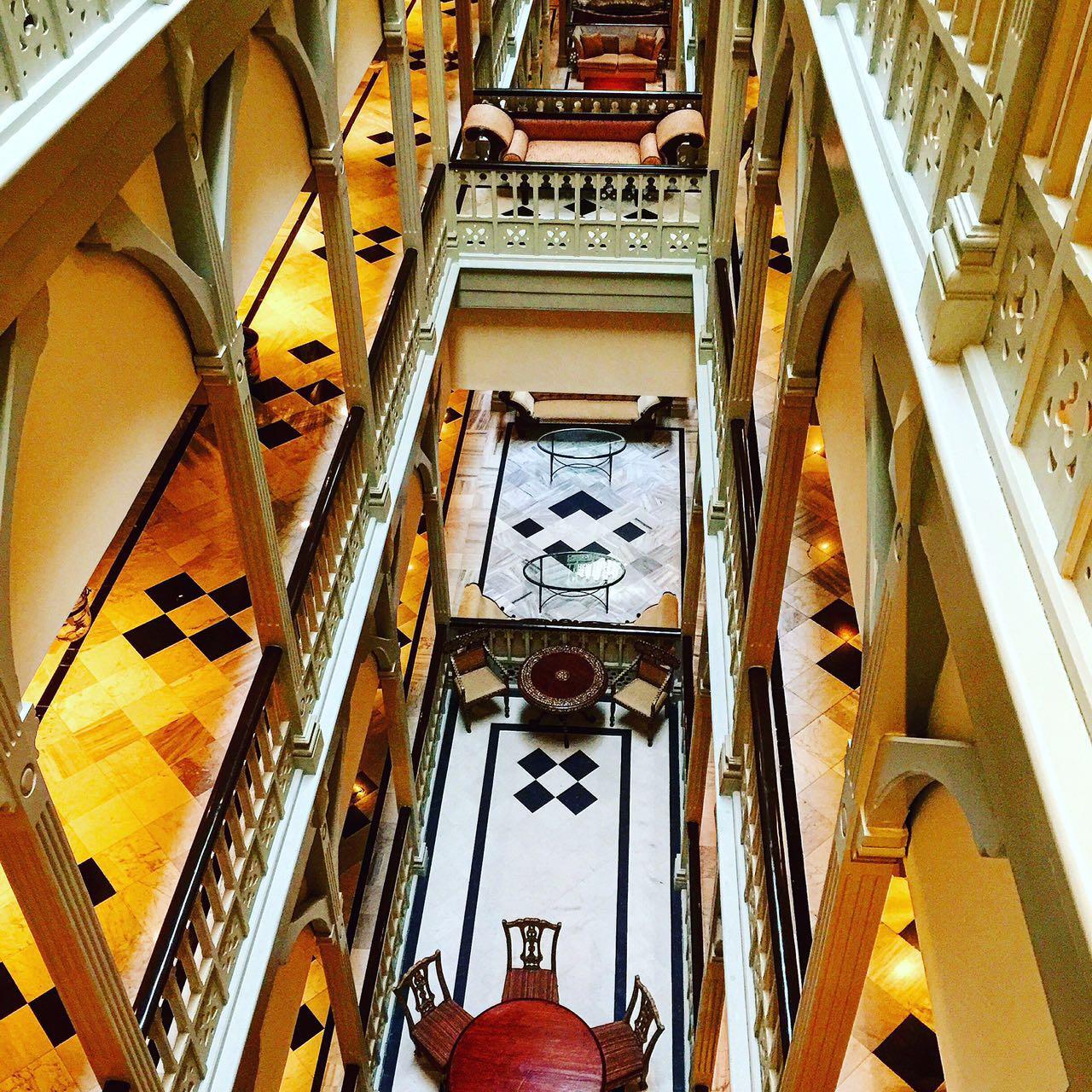 mumbai taj corridor
