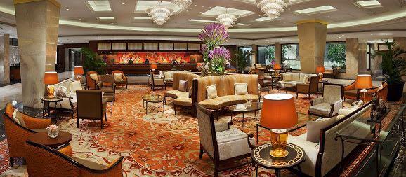 Taj palace lounge