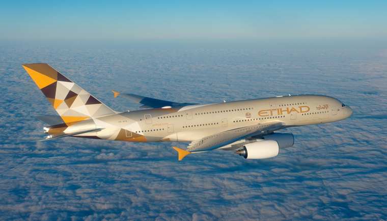 etihad airways experience