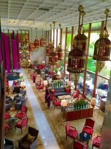 Lobby - Mandarin Oriental hotel