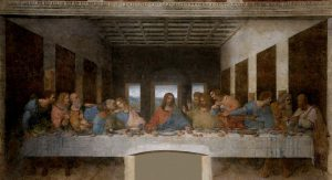 "Da Vinci's ""Last Supper"" Milan"