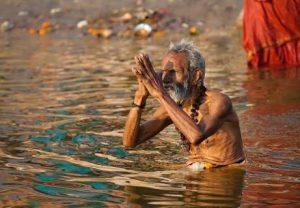 bath at varanasi ghat, nadesar shrine, benaras, nadesar palace, tajness, Varanasi, Nadesar Palace Varanasi