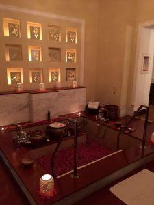 abhisheka treatment nadesar palace, benaras, nadesar palace, tajness, Varanasi, Nadesar Palace Varanasi