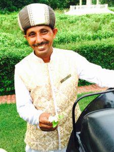 nadesar carriage rider, benaras, nadesar palace, tajness, Varanasi, Nadesar Palace Varanasi