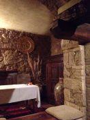 "birthday, Franciscan Monastery, Padre Eligio's ""La Frateria"", Cetona town, The Talented Mr. Ripley"