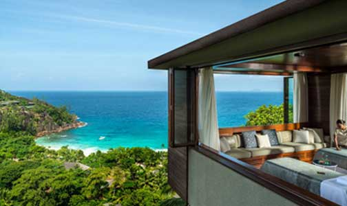 sea view four seasons resort seychelles