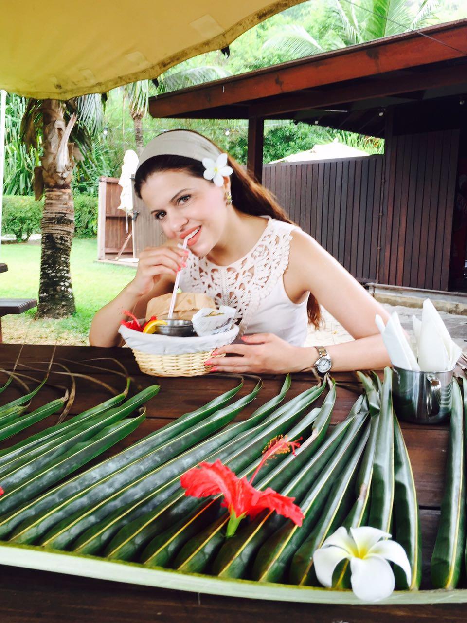 tuna nicoise salad seychelles