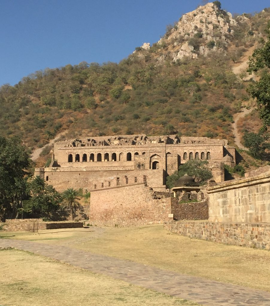 bhangharh fort - amanbagh resort