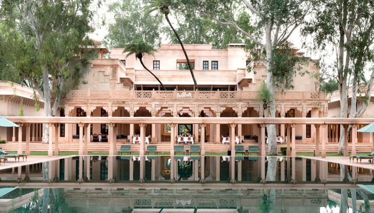 amanbagh resort - Luxury Travel