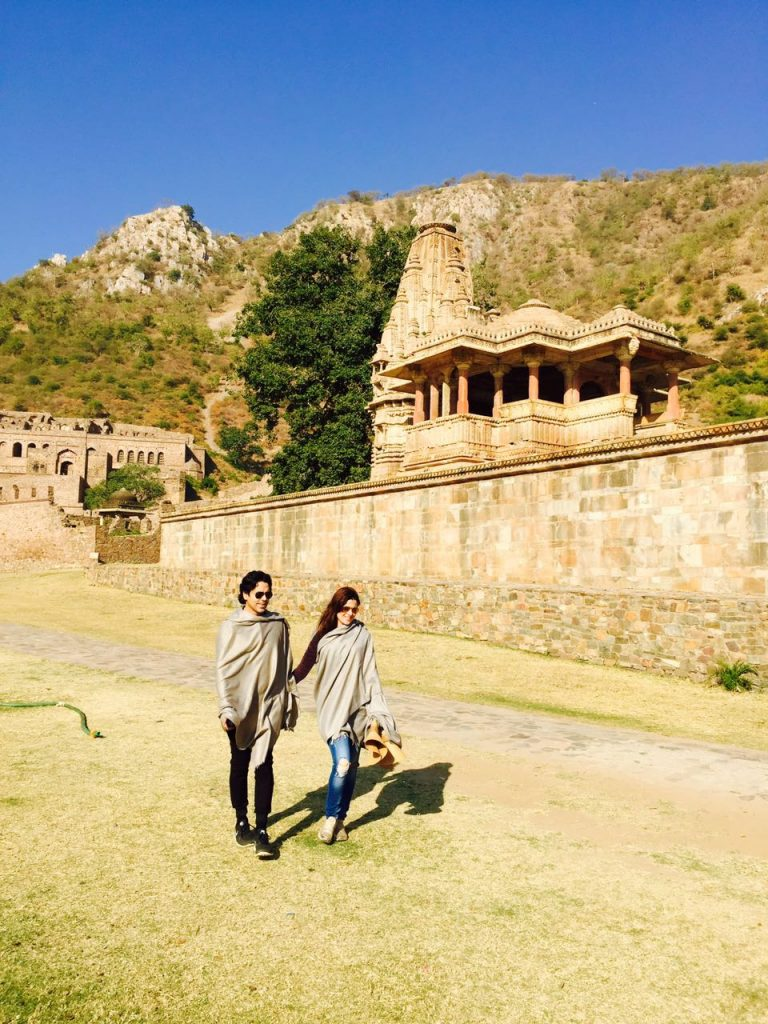 bhangarh temple - amanbagh resort