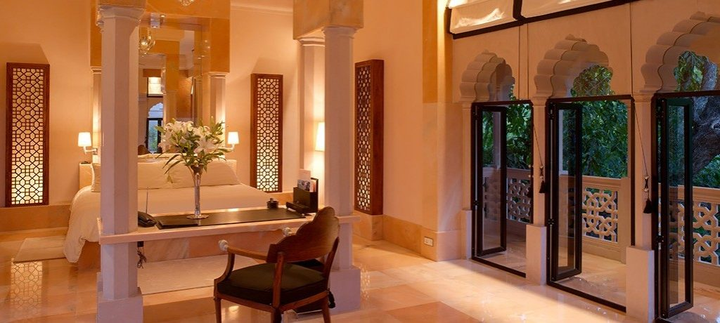 amanbagh  resort interiors
