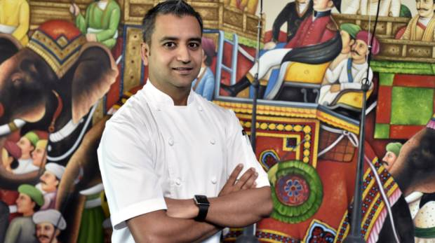 chef Jitin Joshi interview