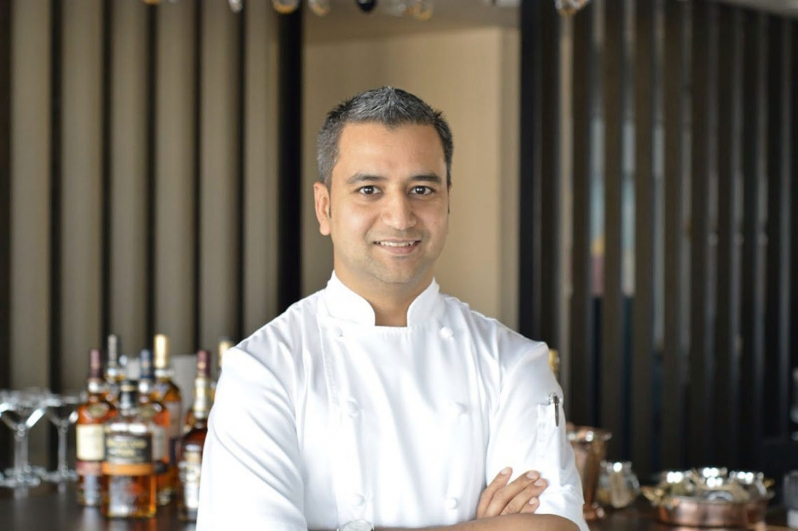 chef Jitin-Joshi taj dubai, Chef at Taj Dubai, interview, Jitin Joshi, executive chef, Taj Dubai