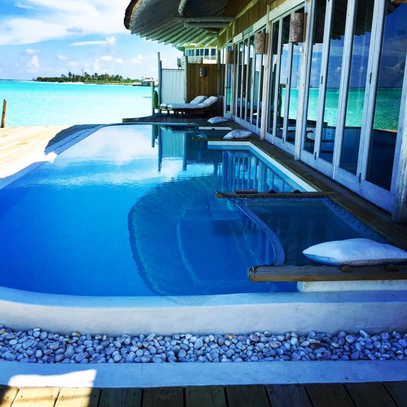 interior shower - soneva jani resort, blue lagoon, cinema paradiso cinema, medhufaru island, mike dalley, so starstuck, soneva jani, the gathering, will smith