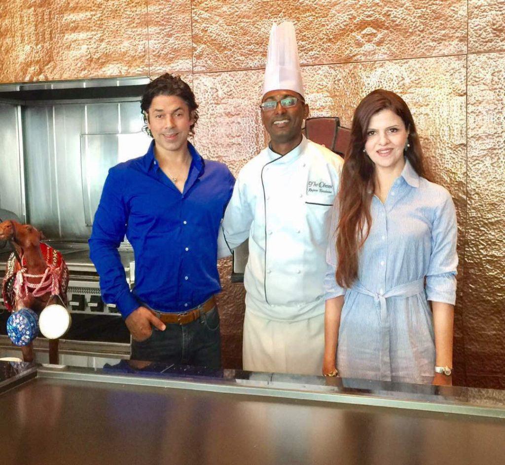 Nine7one, Oberoi Dubai, Chef Rajeev Gopal Krishnan, dubai hotel, the oberoi, The Oberoi Hotel Dubai, Oberoi Hotel Dubai