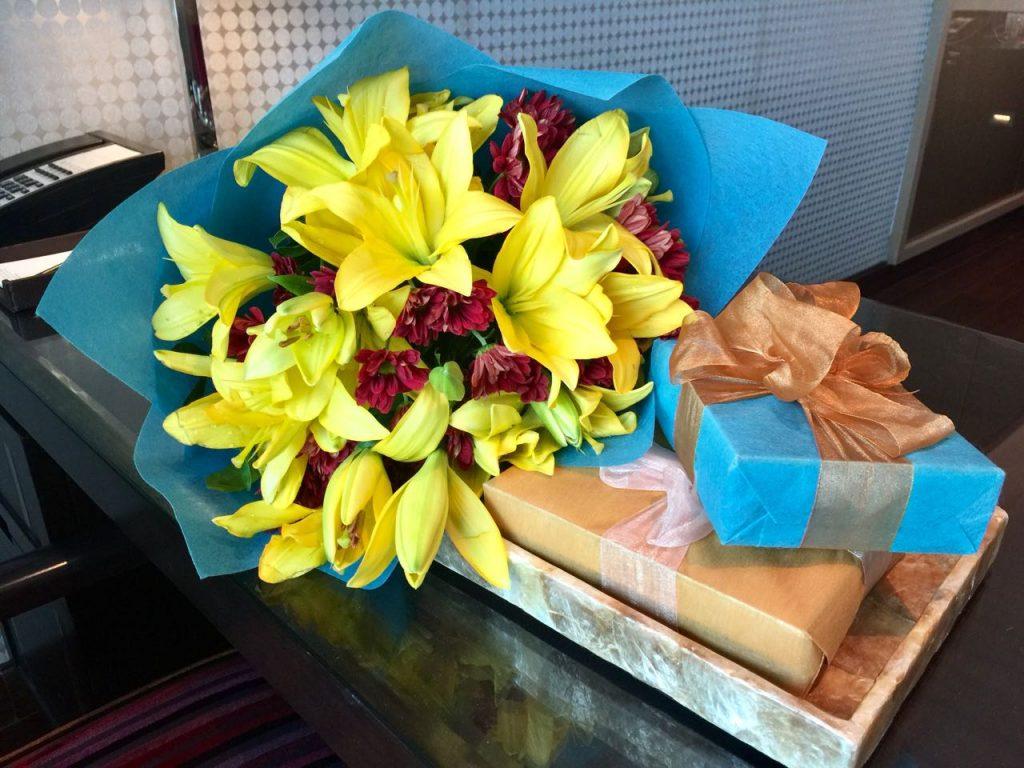 Flower Bouquet, luxury hotel Mumbai, Taj hotels Mumbai, Taj Santacruz Mumbai, Hotel Taj Santacruz Mumbai,