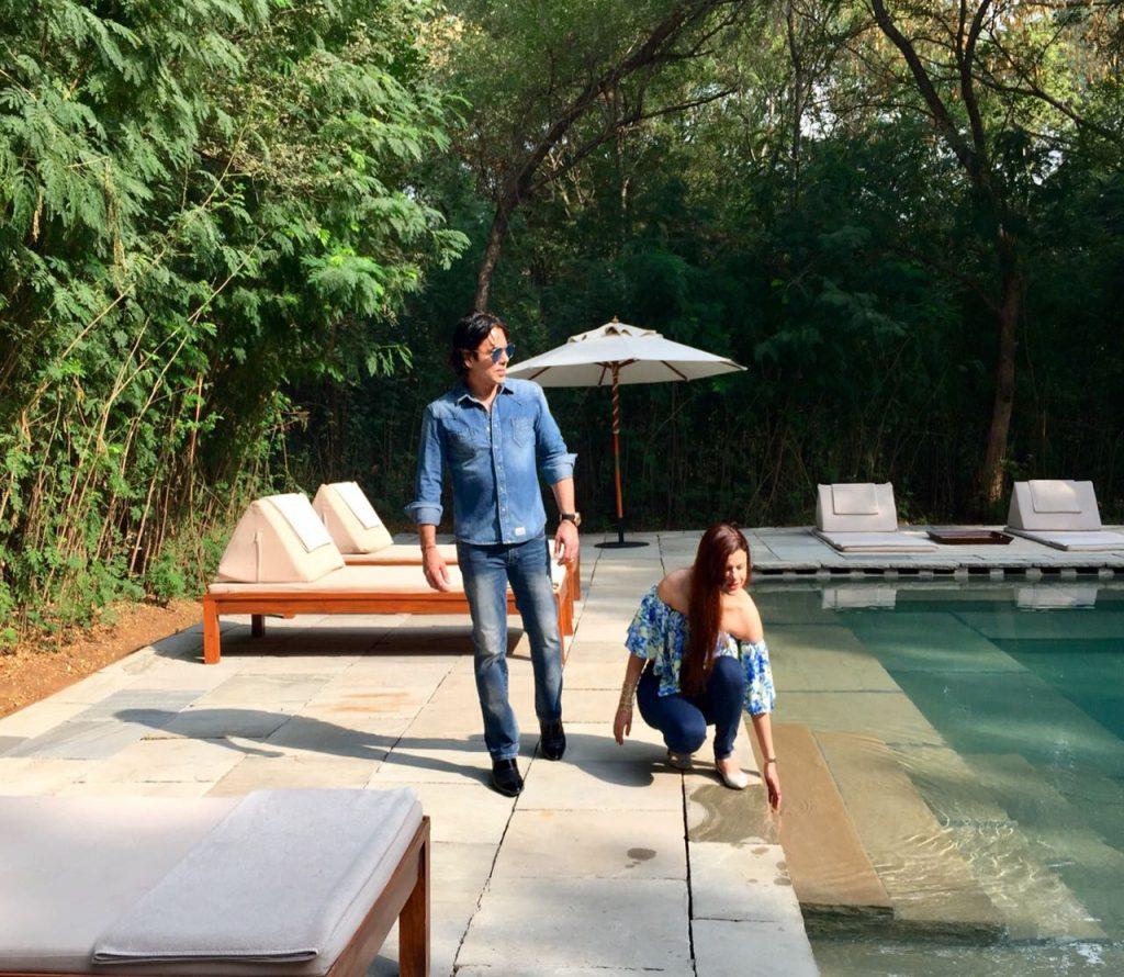 Aman i Khas, Ranthambore National Park, Sawai Madhopur, luxurious camp, 7-star luxury