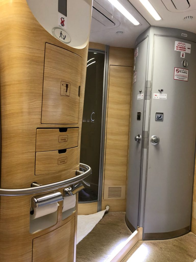 Emirates First Class, emirates first class private suite, emirates first class review, emirates first class suite