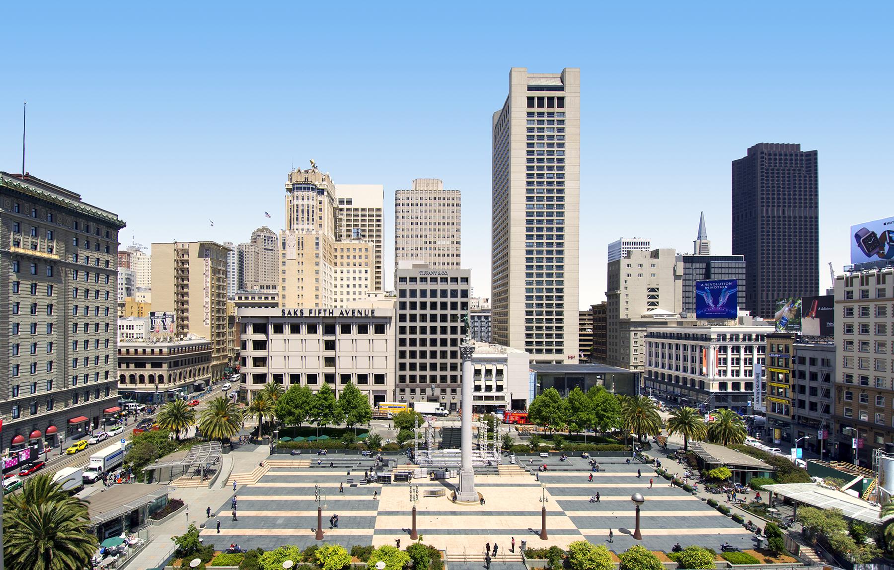 Union Square Luxury Hotels