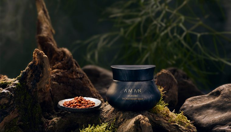 Active Marine Mask, Aman Skincare, Desert Dew Face Mist, Nourishing, Purifying