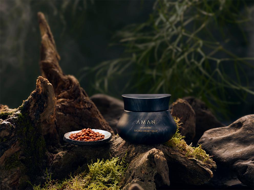 Active Marine Mask, Aman Skincare, Desert Dew Face Mist, Nourishing, Purifying