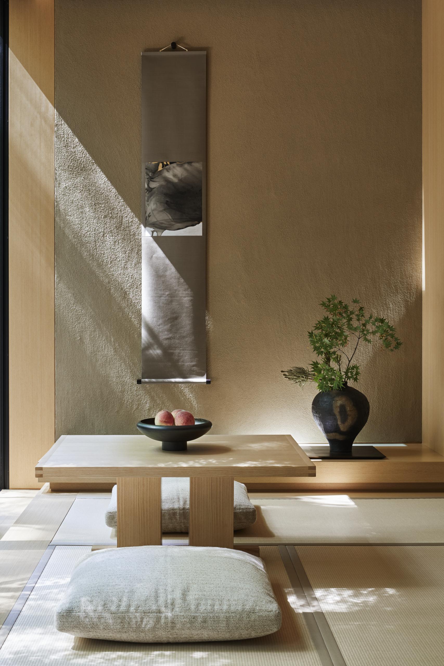 Aman Kyoto, Amanemu, Kinkaku-ji Temple,