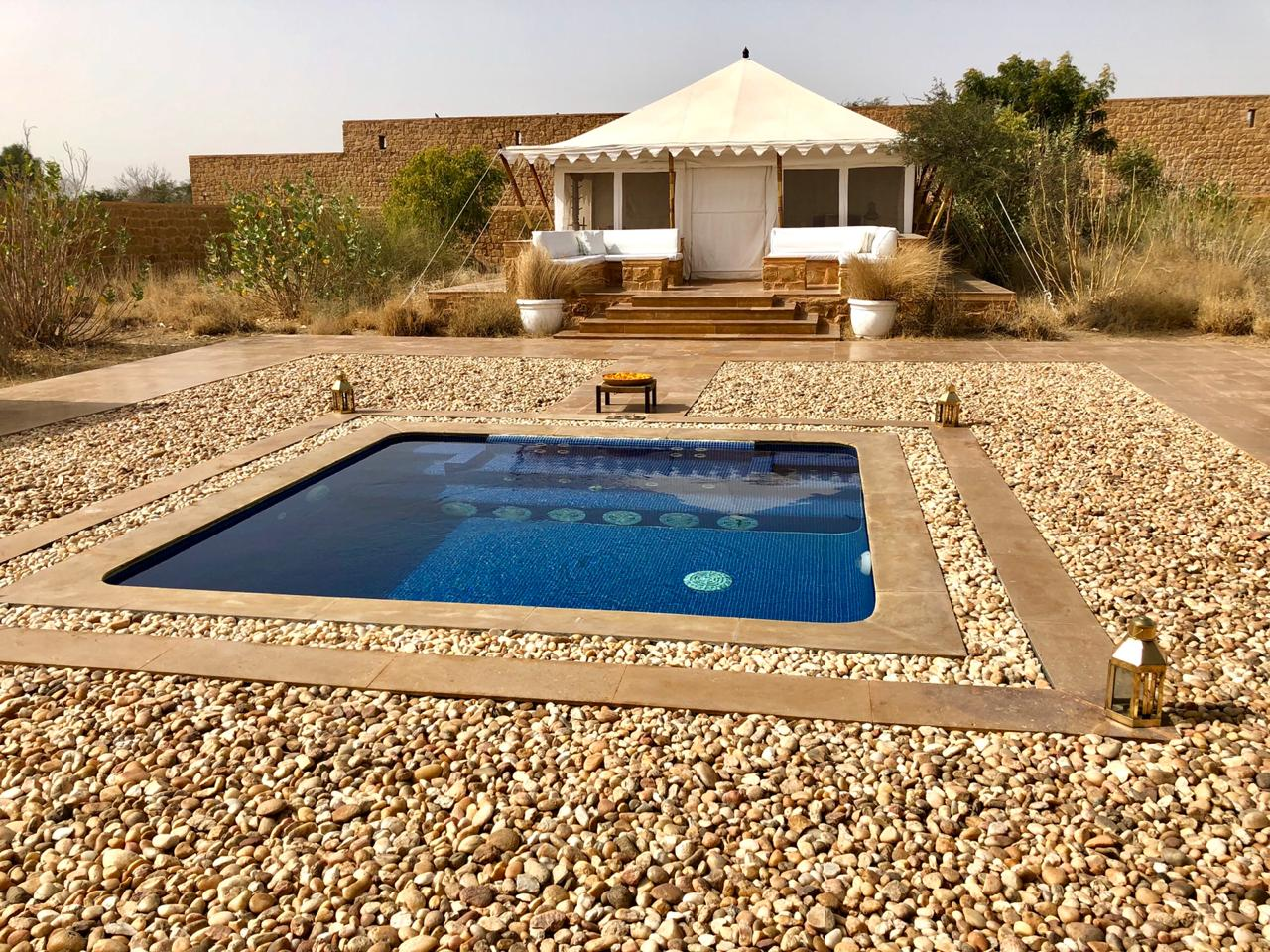 Luxurious Dessert Camp at serai, serai sujan jaisalmer, sujan the serai jaisalmer, the serai jaisalmer, The Serai Sujan,