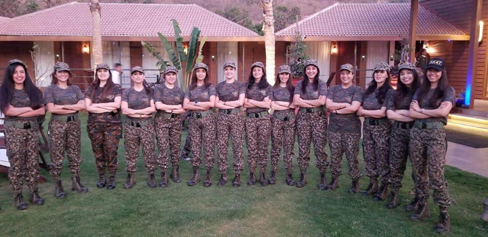 Della Adventure Training Academy, DATA lonavala, Gurkha Lounge DATA, della data lonavala, data military camp